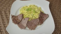 Tofu Scrambled Eggs 1 Square of tofu Spring onions Fillet steak (optional) Break up the square of tofu into small pieces that resemble scramble eggs and add to a hot...